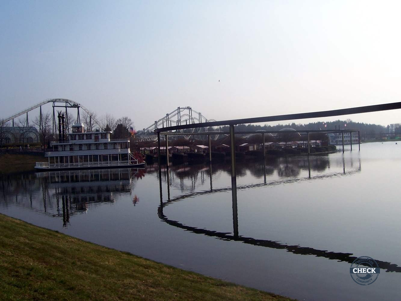 Mississippi Dampfer