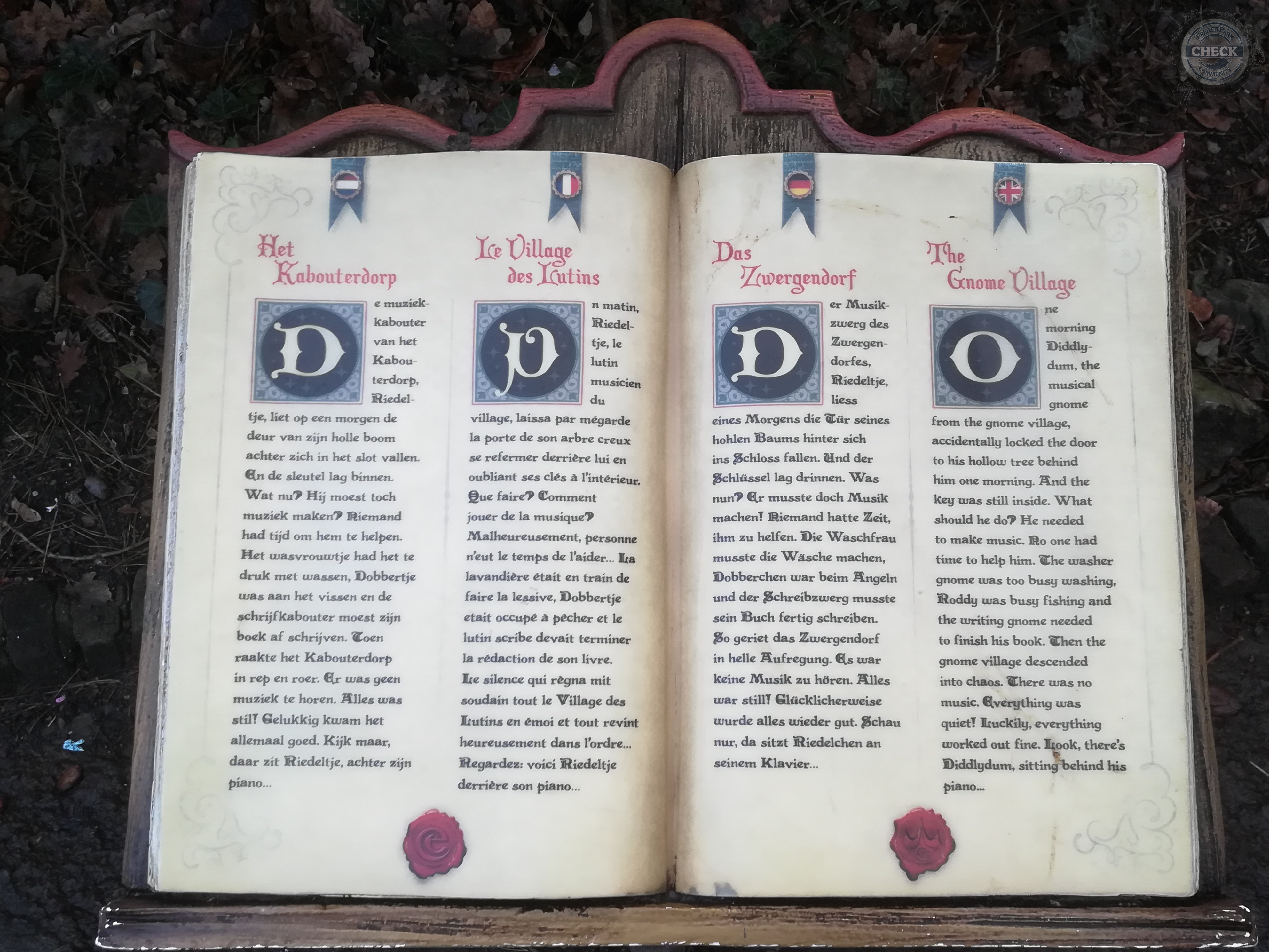 Zwergendorf - Efteling Story