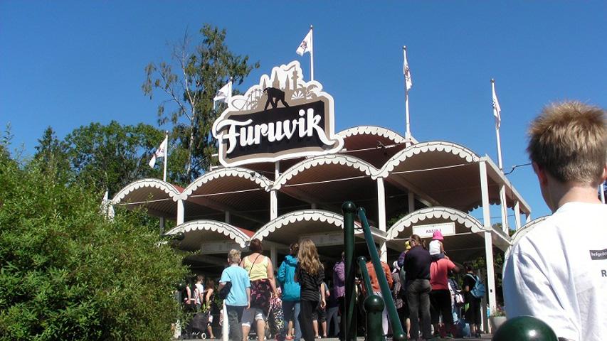 Eingangsbereich (Foto: Furuvik)