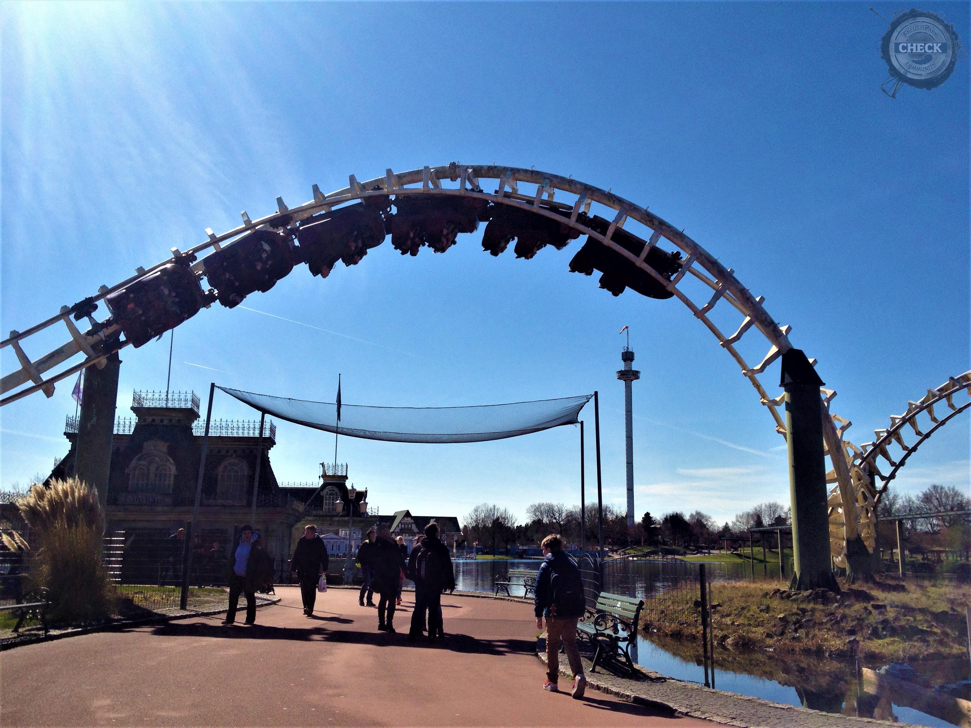 Big Loop Heide Park Galerie Freizeitparkcheck