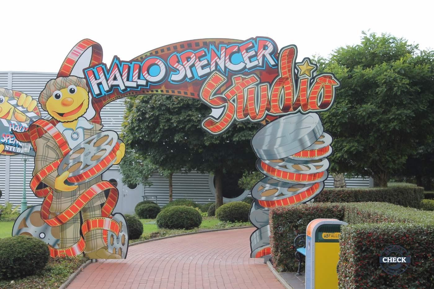 Hallo Spencer Studio