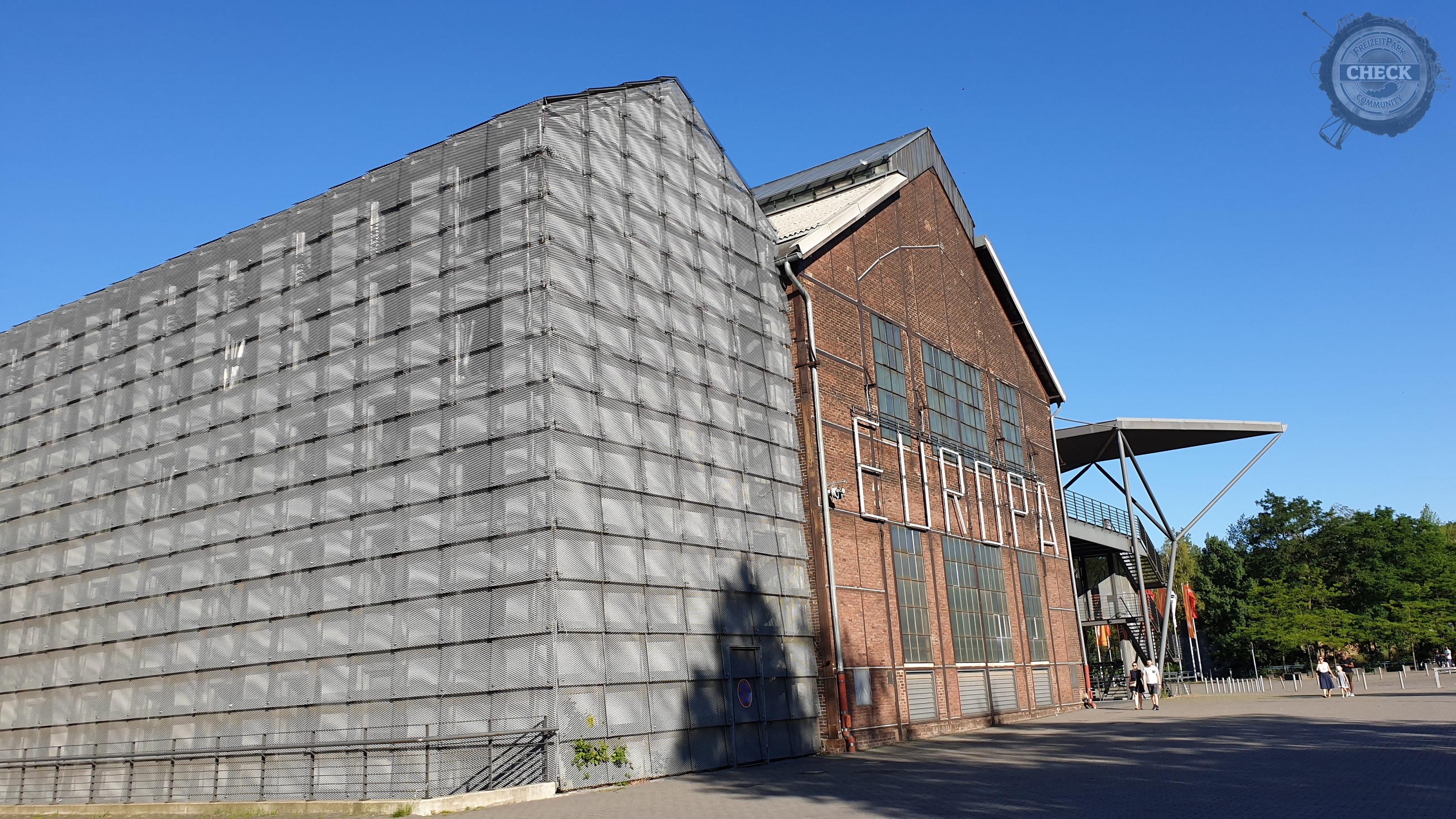 Jahrhunderhalle Bochum
