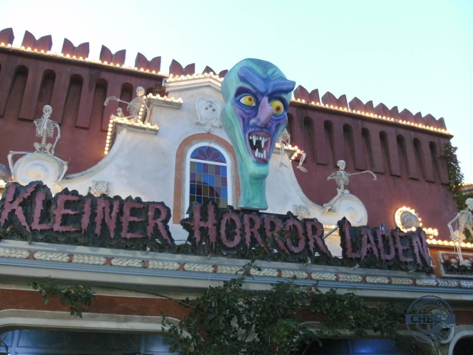 Kleiner Horror Laden