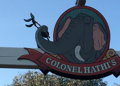 Colonel Hathi´s Pizza Outpost 1