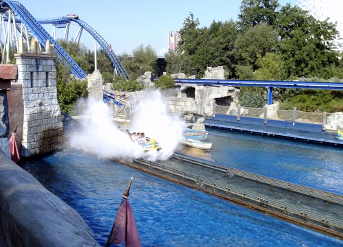 Poseidon Splash