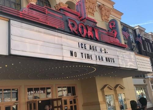 Roxy 4D-Kino