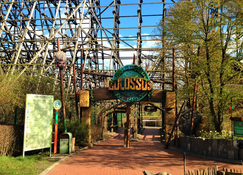 COLOSSOS, Heide Park