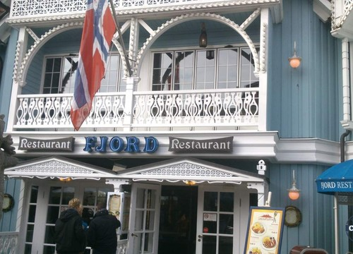Fjord-Restaurant