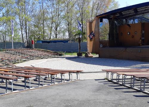 Sitzplätze Piraten Arena