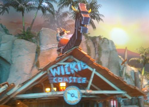Wickie Coaster