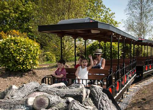 Train Express (Foto: Tayto Park)