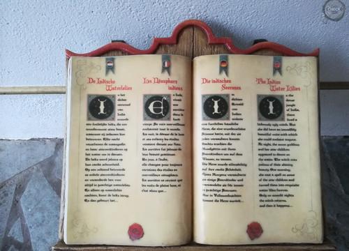 Die indischen Seerosen  Efteling-Story