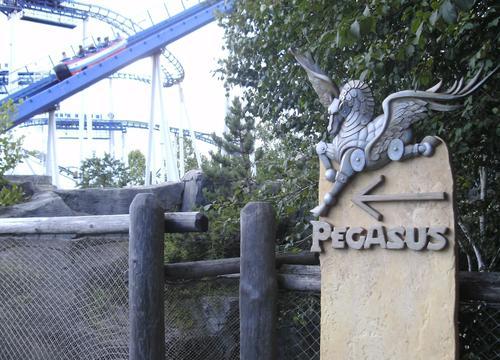 Pegasus Schild