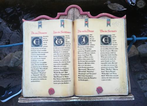 Die sechs Diener/Langhals - Efteling Story