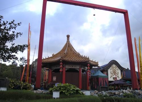 China Artistik - China Bühne