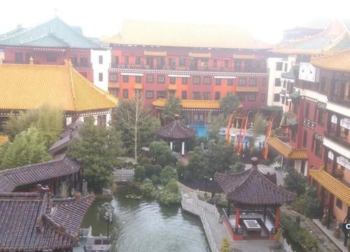 Erlebnishotel Ling Bao (Hotelkarte)