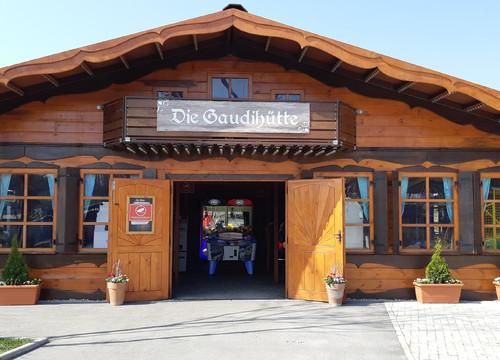 Die Gaudihütte