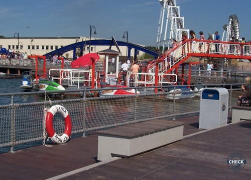 Pier Patrol - Jet Ski