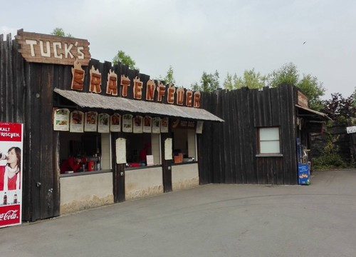 Tuck's Bratenfeuer
