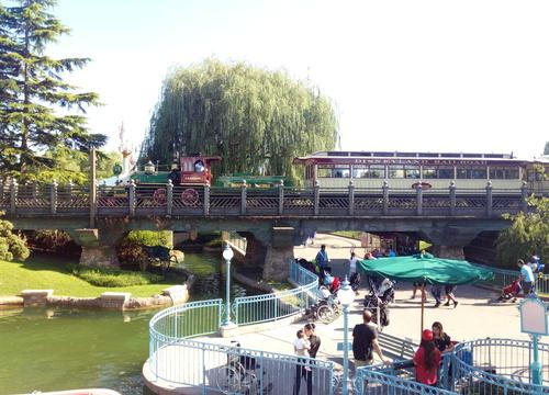 Disneyland Railroad 1