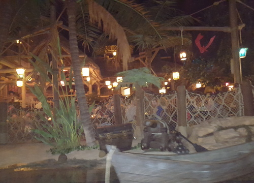 Captain Jack´s - Restaurant des Pirates 1