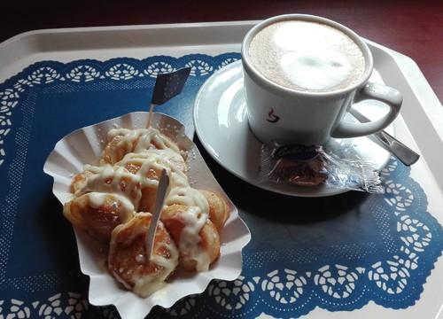 Molen Cafe mit Eisverkauf