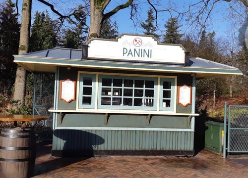 Yoghurt Bar / Panini