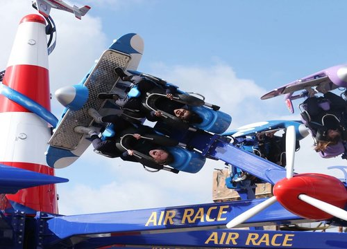 Air Race (Foto: Tayto Park)