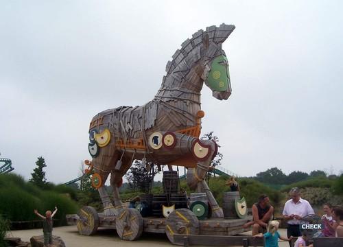 Troy Pferd