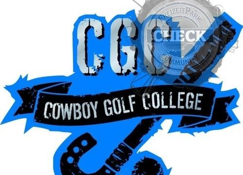 Cowboy Golf College - Minigolf