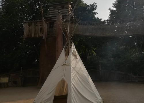 Kiosk Indianerlager
