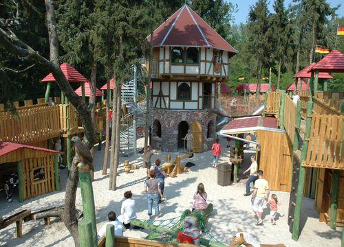 Spiel & Spaß (Foto: Schloss Dankern)