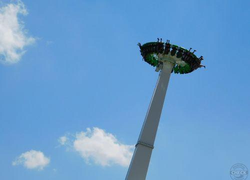 SkylinePark - High Fly - ganz hoch oben