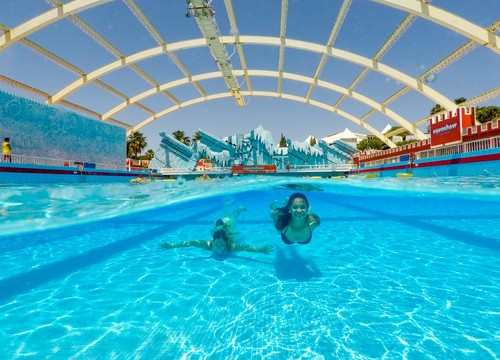 Aquashow Park-Hotel - Wave Pool (Foto: aquashow)