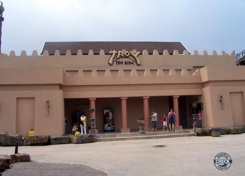 Troy Station