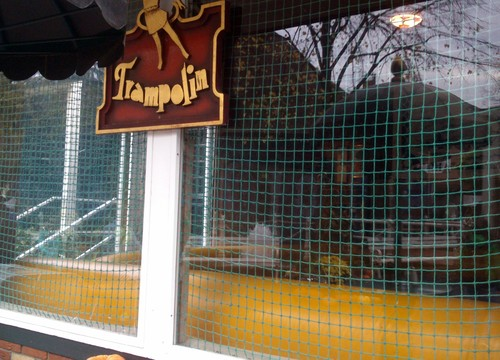 Ballpool & Trampoline