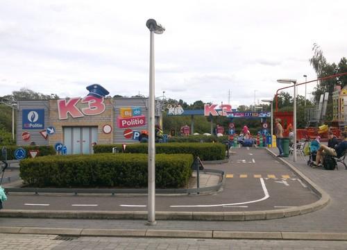 Der Verkehrsgarten