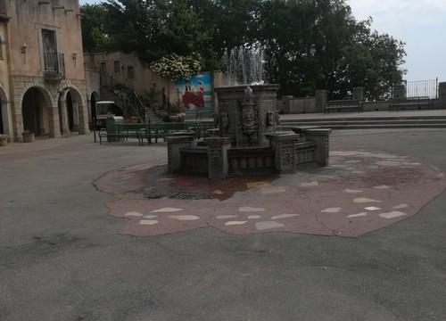 Sprechender Brunnen