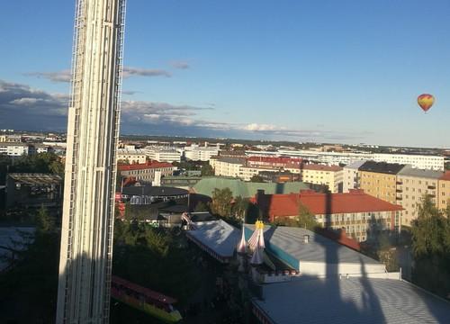 Linnanmäki, Helsinki