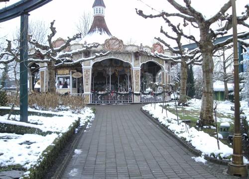 The British Carousel Winter
