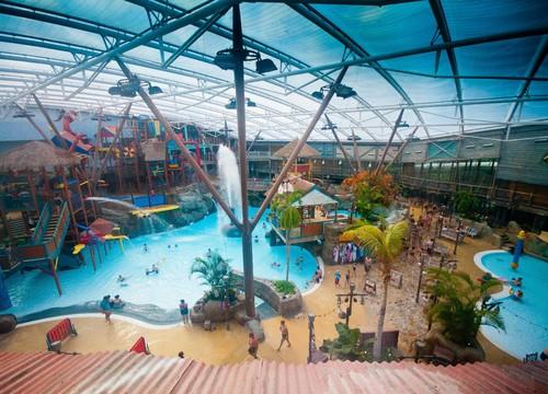 Karibischer Wasserspaß (Foto: Alton Towers Resort)