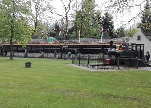 Stroomtrein - Die Dampflokomotive