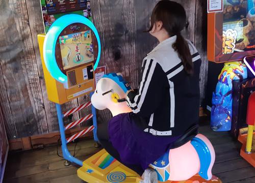 Die Gaudihütte - Spielautomaten