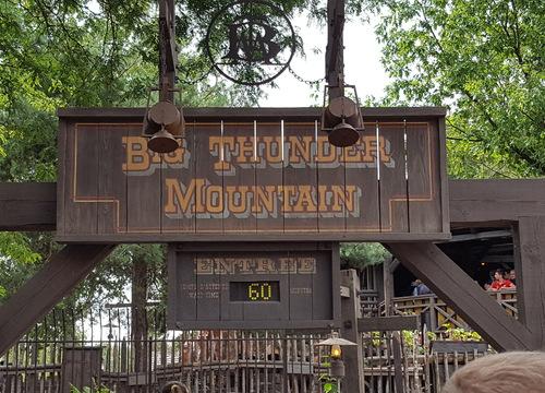 Big Thunder Mountain 1