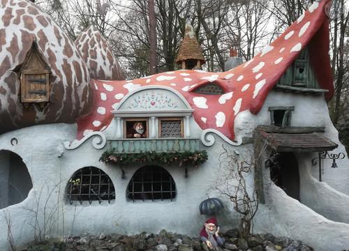 Pilzhaus