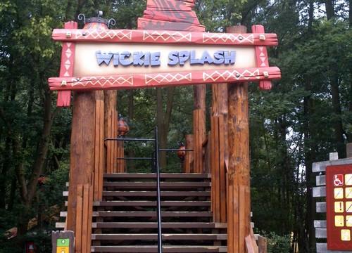 Wickie Splash Eingang