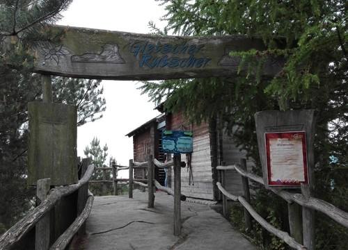 Gletscher-Rutscher