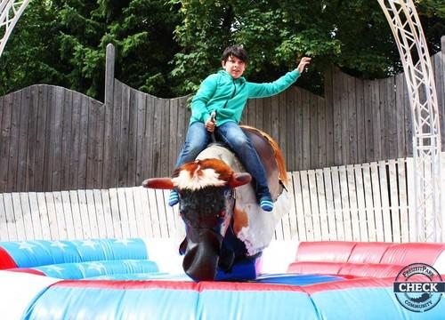 Yukan Bullride (Foto: Fort Fun)