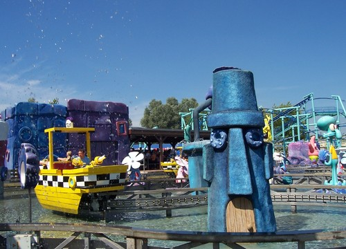 Spongebob Splash Bash