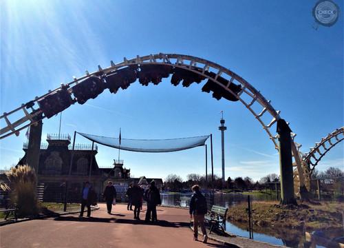 Big Loop, Heide park